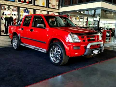 2007 ISUZU KB SERIES KB 250 D-Tec D/C Auto For Sale On Auto Trader South Africa