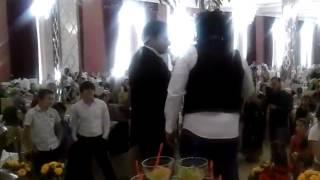 шоколадный фонтан на чеченской свадьбе