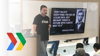 Google I/O 2014 - Don't Listen to Users, Sample Their Experience!