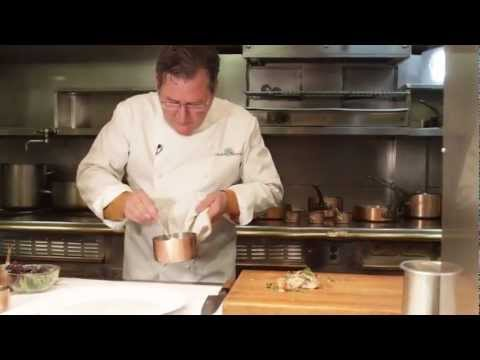 Charlie Trotter Cooks...  - For Holland America Culinary Council