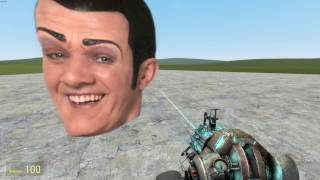 We are number one but its actually a next bot from Gmod