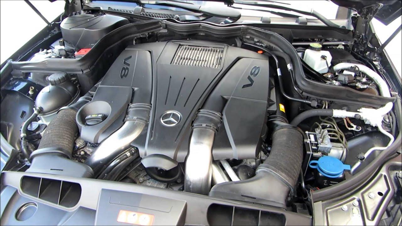 2012 Mercedes Benz E550 Coupe - YouTube