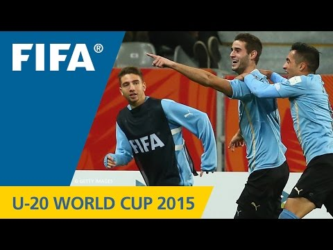Uruguay v. Serbia - Match Highlights FIFA U-20 World Cup New Zealand 2015
