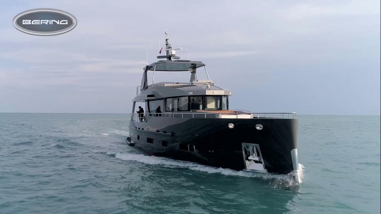 Semi Custom Steel Trawler Yacht Videos | Bering Yachts