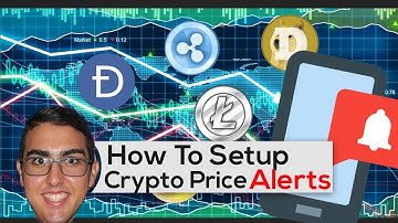 How To Setup Crypto Price Alerts For Beginners!