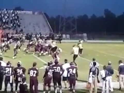 Hinds Community College over East Central Community College  48 to 14