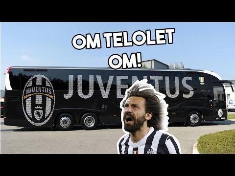 Klakson Om Telolet Om   versi sepakbola   Klub Juventus