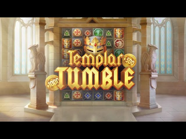 Templar Tumble Slot Play Free ▷ RTP 96.2% & High Volatility video preview