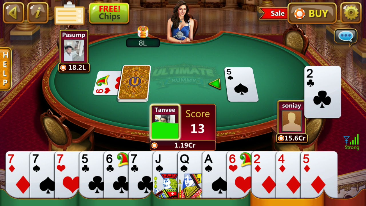 Ultimate rummy for windows