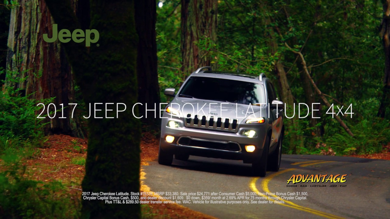 Advantage Dodge Spring Clearance Event YouTube - Chrysler capital bonus cash