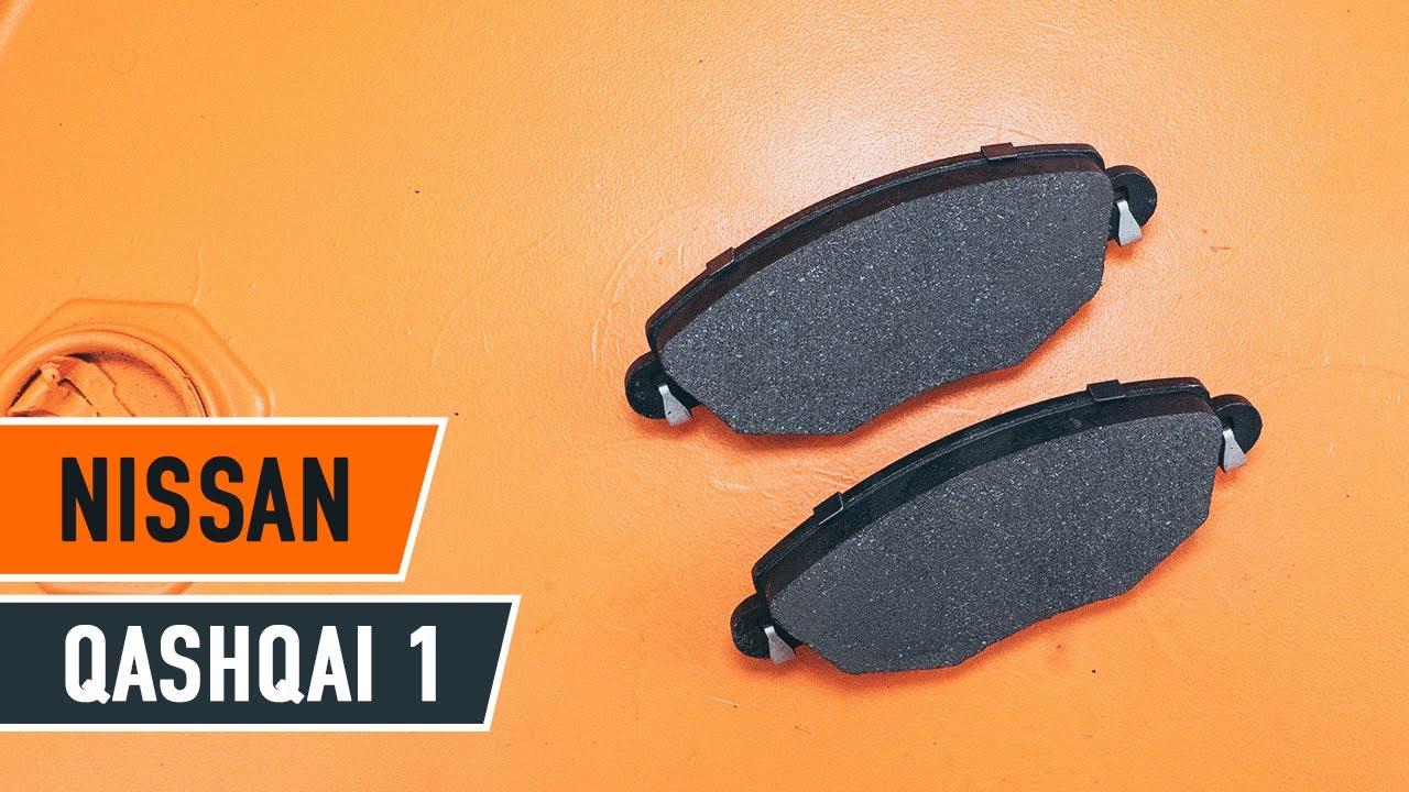 comment remplacer des disques de frein arri re plaquettes de frein arri re sur une nissan. Black Bedroom Furniture Sets. Home Design Ideas