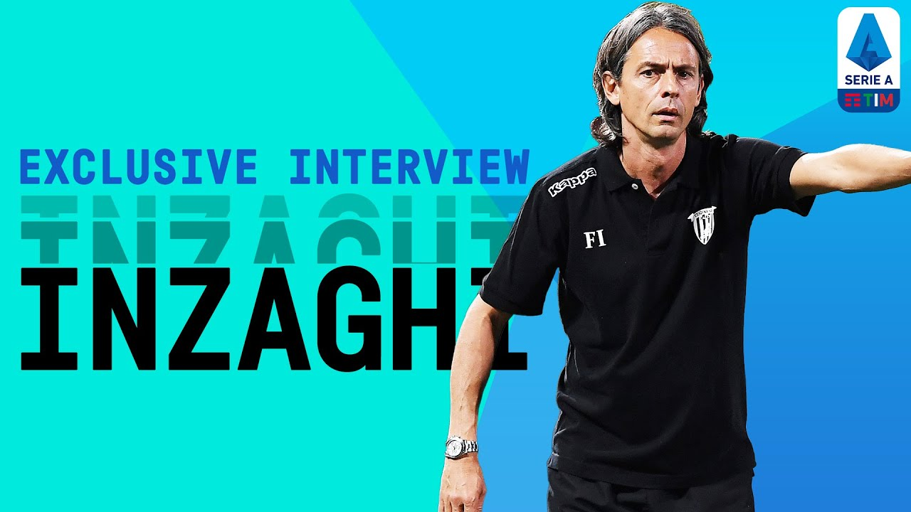 Super Pippo Inzaghi! | Exclusive Interview | Serie A TIM