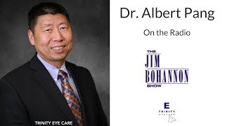 6/29/15 → Dr. Albert Pang live on National Radio