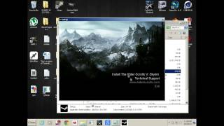 how to download skyrim on pc for free
