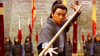 Cậu Bé Thiếu Lâm Xuống Núi Đánh Bại Toàn Bộ Cao Thủ Võ Lâm | Mãnh Hổ Võ Lâm | Clip Hay