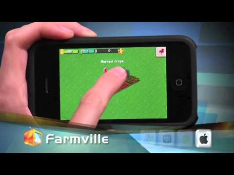 The Sims 3, Farmville And Diner Dash For The IPhone