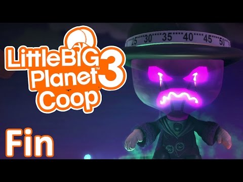 Little Big Planet 3 | Ep.Final - Let's Play Coop