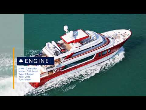 Yacht Video Review: 100 MCP Yachts 2019