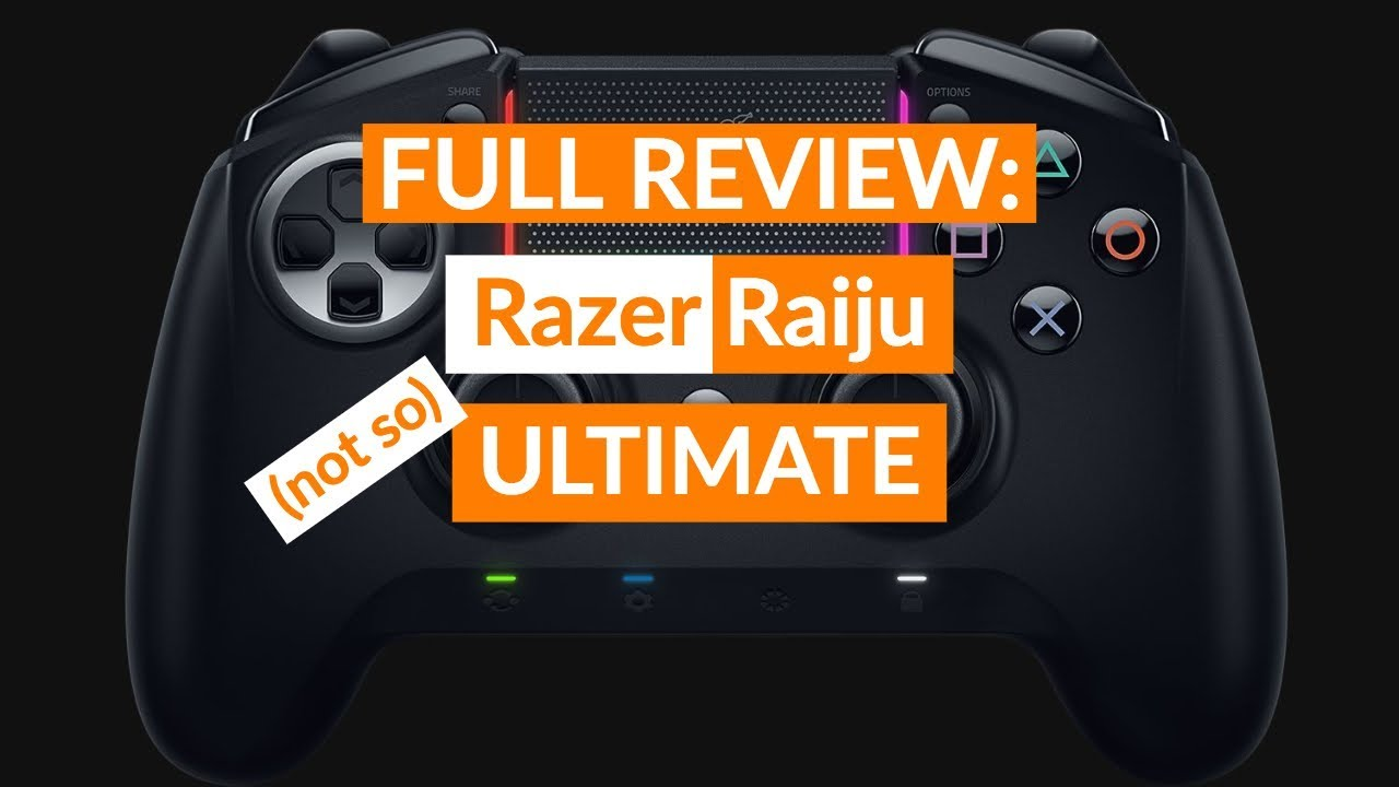 Razer raiju tournament edition review | Razer Raiju