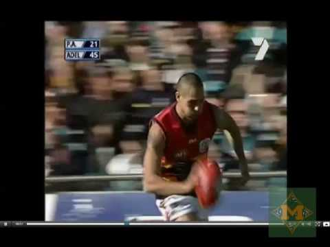 Andrew McLeod AFL Highlights