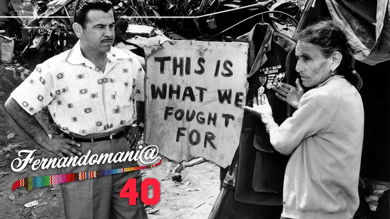 Why the L.A. Dodgers are haunted by Chavez Ravine ghosts   Fernandomania @ 40 Ep. 3