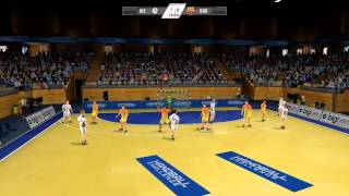 IHF Handball Challenge 14 PC Gameplay HD