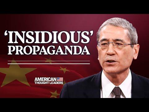 Gordon Chang: China Election Interference; Paid Propaganda in US Media; China Building DNA Database