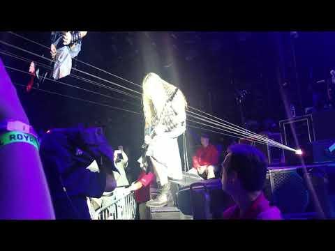 Ozzy Osbourne - Mr Crowley; DTE Energy Music Theater; Clarkston. MI; 9-19-2018