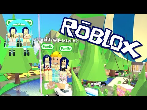 Adopting My Twins In Adopt Me & Double Stroller! Roblox: DOUBLE Stroller!  Adopt Me!