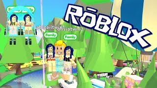 Adopting My Twins In Adopt Me & Double Stroller! Roblox: DOUBLE Stroller! 💕 Adopt Me! 💕