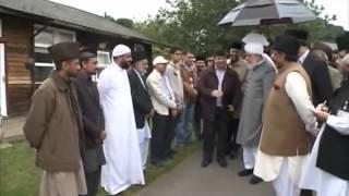 Inspection and Inauguration Ceremony of Jalsa Salana UK 2012 Duties ~ Islam Ahmadiyya