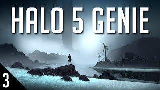 Halo 5: Guardians Genie - Campaign Style, Default Sprint & SFX