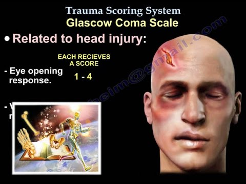 Trauma Scoring System - Everything You Need To Know - Dr. Nabil Ebraheim