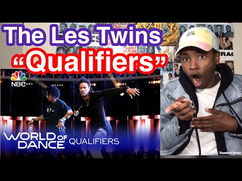 "The Les Twins ""Qualifiers"" The World Of Dance 2017 Reaction"