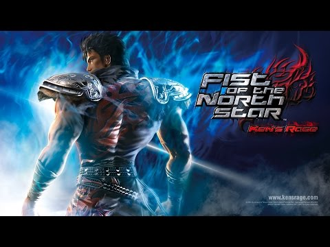Fist of the North Star All Characters Signature Moves Exhibition Full HD 1080p