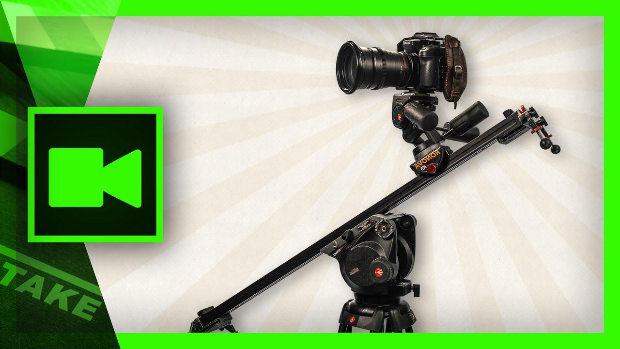 10 creative camera slider
