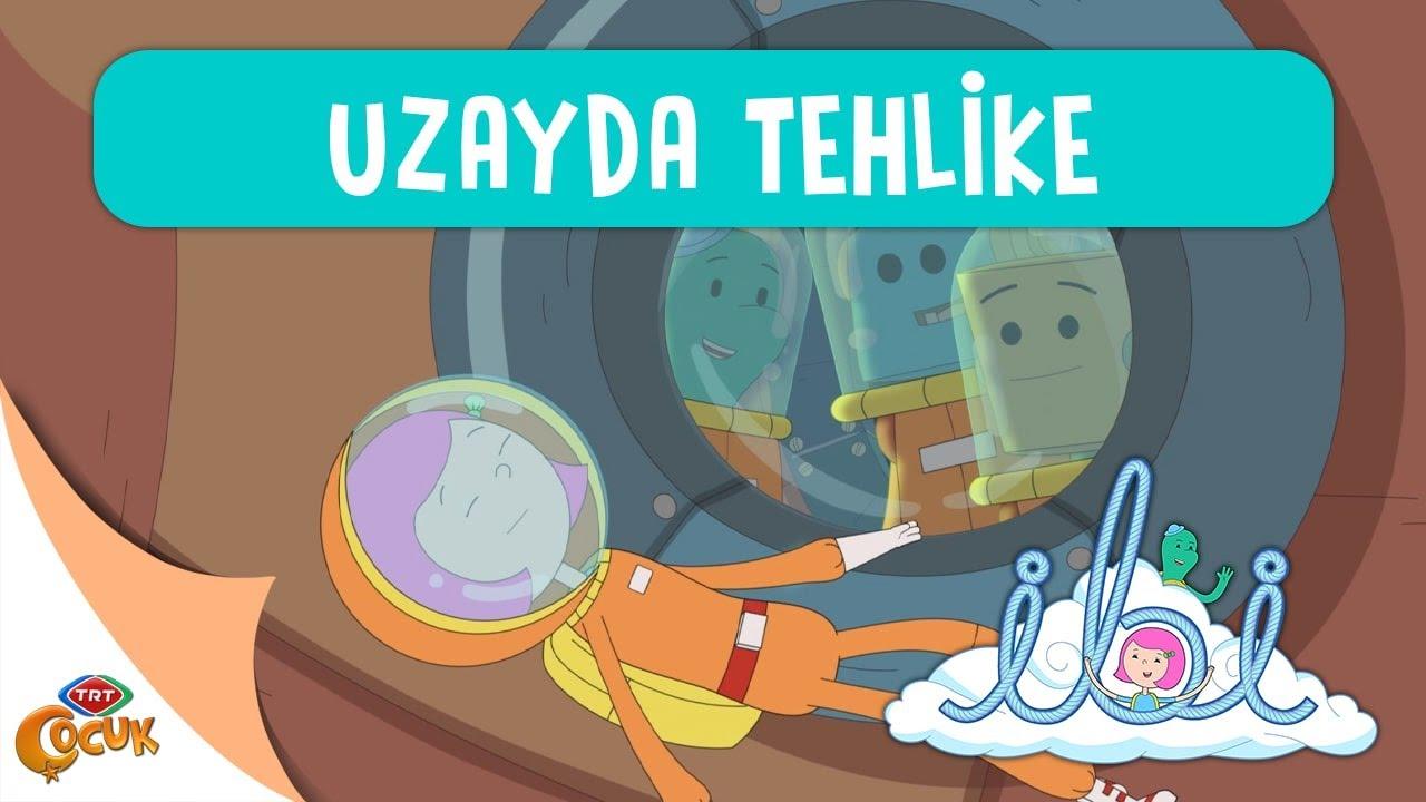 İBİ   UZAYDA TEHLİKE   TRT ÇOCUK