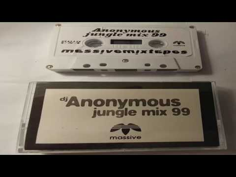 Anonymous - Jungle Mix &39;99 Side A