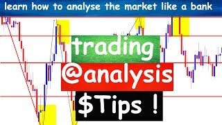 Forex Trading Analysis Tips : Secret tricks to be a professional overnight