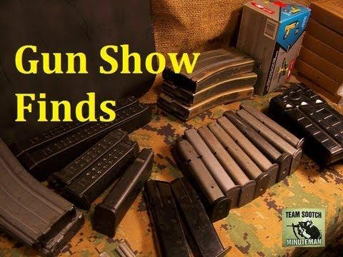 Gun Show Report 2013