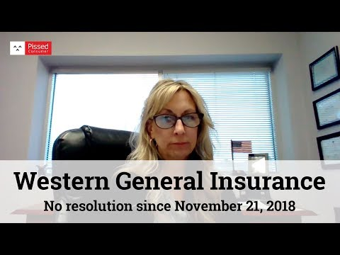 Western General Insurance Reviews @ Pissed Consumer Interview