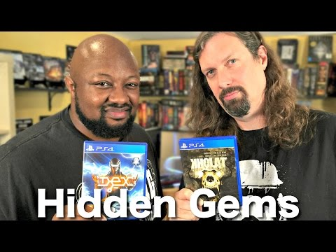 ALL NEW PlayStation 4 / PS4 Games - Hidden Gems