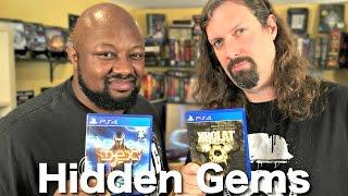 ALL NEW PlayStation 4 / PS4 Games - Hidden Gems