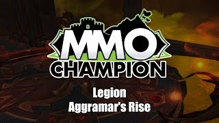 Patch 7.3 - Aggramar's Rise