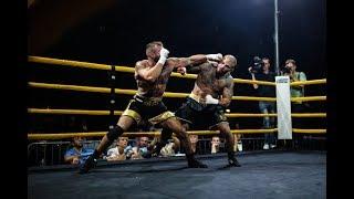 Luke Atkin vs Dom Clark   Ultimate Bare Knuckle Boxing   Rogue Elite World Title & Stevan Miller Mem