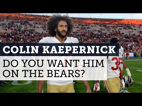Glenn Cosby - Will The Chicago Bears Sign Colin Karpernick Saturday?
