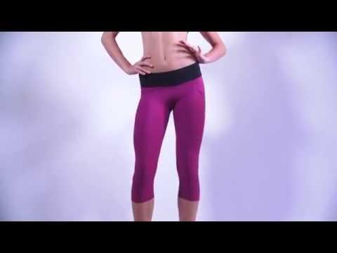 Best Lycra Leggings - try on review - Naomi