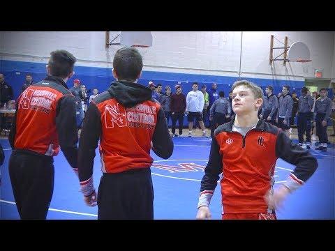 Marmion Academy Regional, Wrestling // 02.02.19