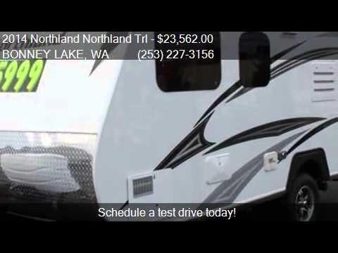 2014 Northland Northland Trl TRAVEL TRAILER for sale in BONN