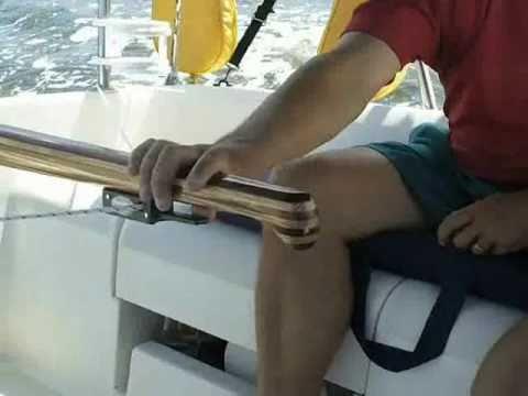 The Wavefront Tillerclutch Sets Sail